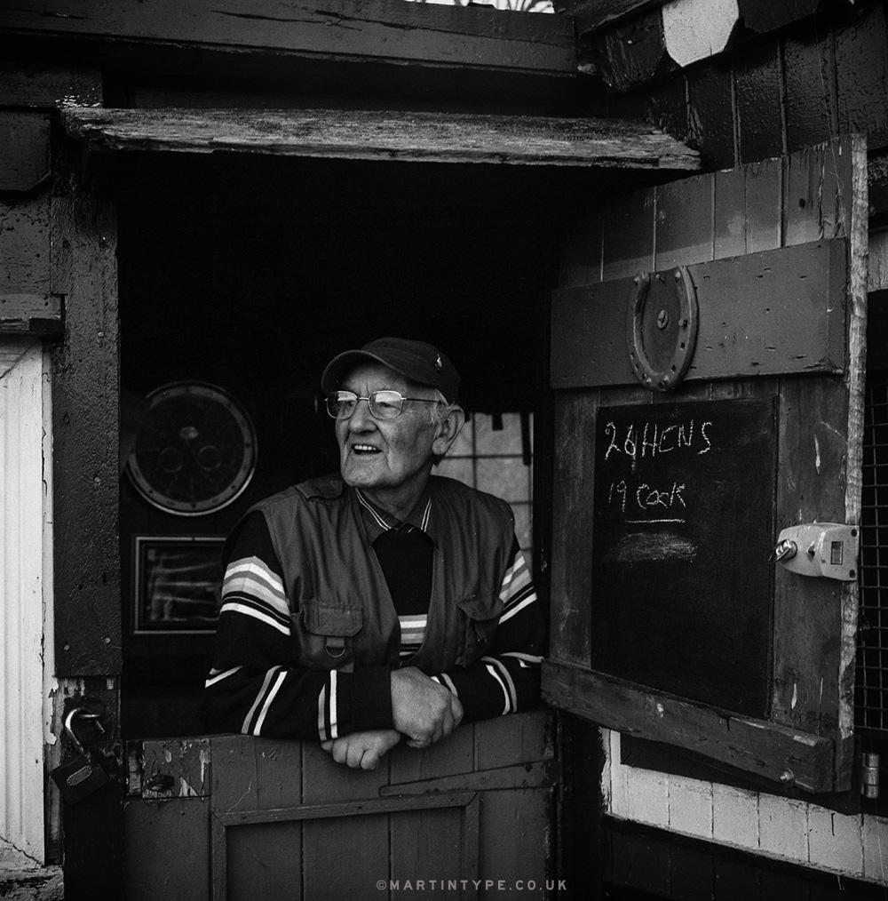 Maurice Surtees, Ryhope Pigeon Cree [Andy Martin - martintype.co.uk] 18