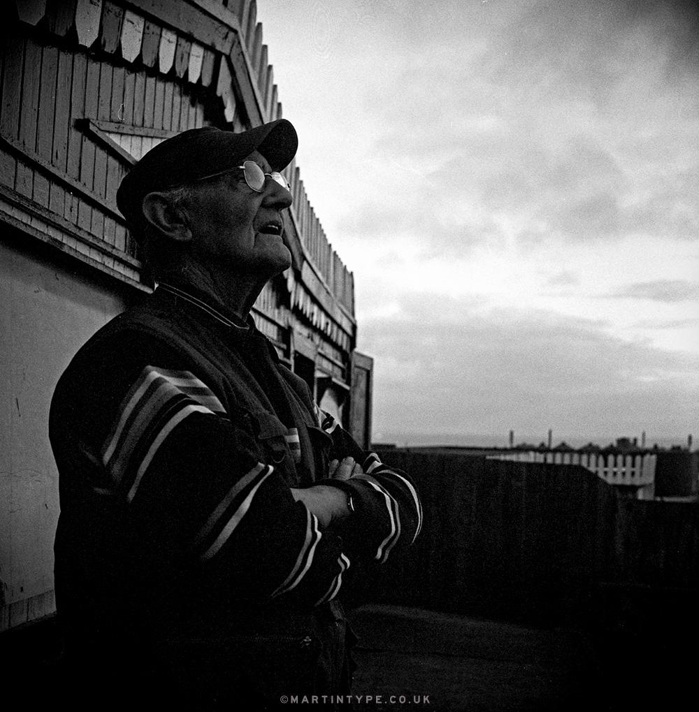 Maurice Surtees, Ryhope Pigeon Cree [Andy Martin - martintype.co.uk] 20