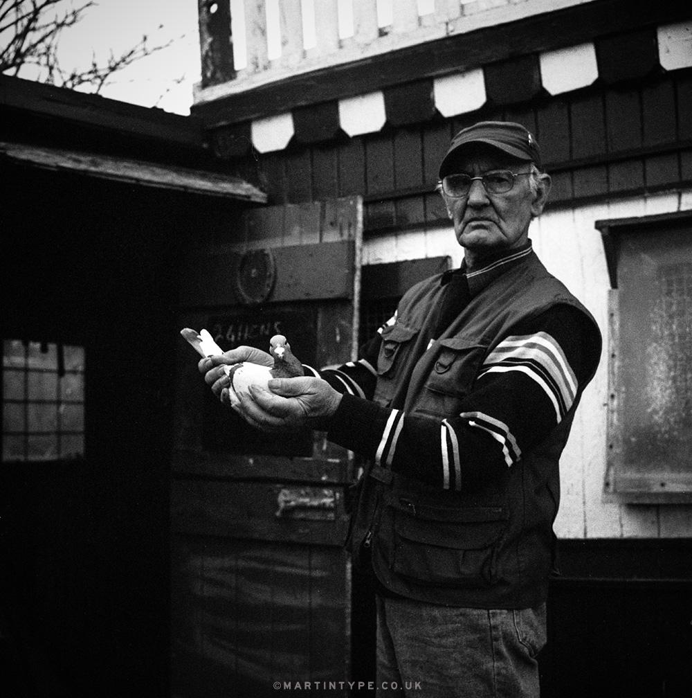 Maurice Surtees, Ryhope Pigeon Cree [Andy Martin - martintype.co.uk] 21