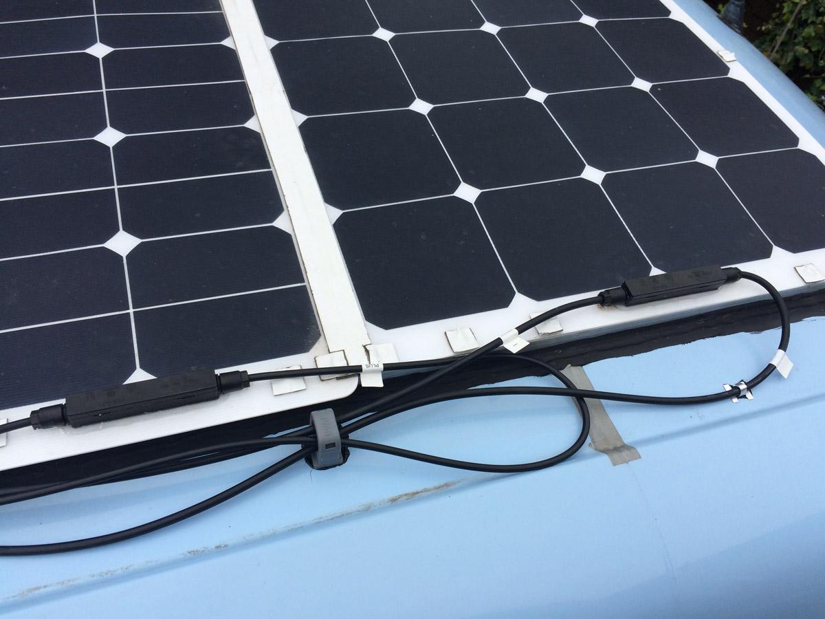 Sprinter Build Post 9 - Solar Panel Installation [martintype.co.uk] 03